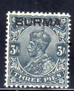 Burma 1  NH  cv$1.25