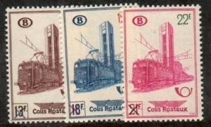 Belgium Scott Q365-7 Mint hinged (Catalog Value $25.00)