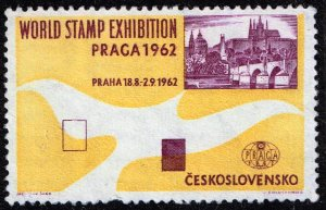 World Exhibition, Convention, Stamp Show, Poster, Label stamp Collection lot #4