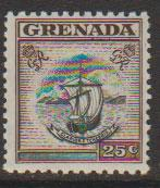 Grenada  George VI SG 181  mounted mint