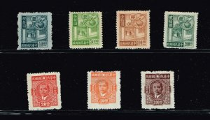 CHINA STAMP MINT STAMPS COLLECTION LOT  #8