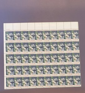 1192, Arizona Statehood, Mint Sheet, CV $15.00