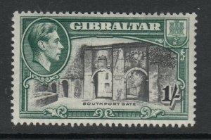 Gibraltar, Sc 114a (SG 127), MLH
