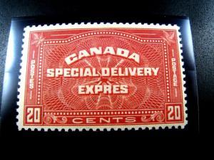 CANADA - SCOTT # E5   -   MLH          (can-50)