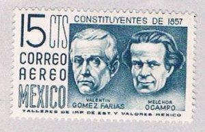 Mexico C236 MLH Farias and Ocampo 1956 (BP50505)