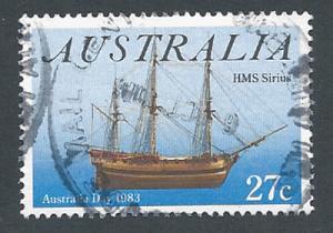 Australia SG 879 Used