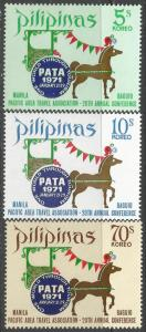 PHILIPPINES 1083-85 MNH A1016-3