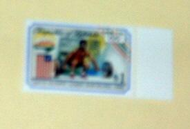 Liberia - 1153, MNH. Olympics. SCV - $4.50