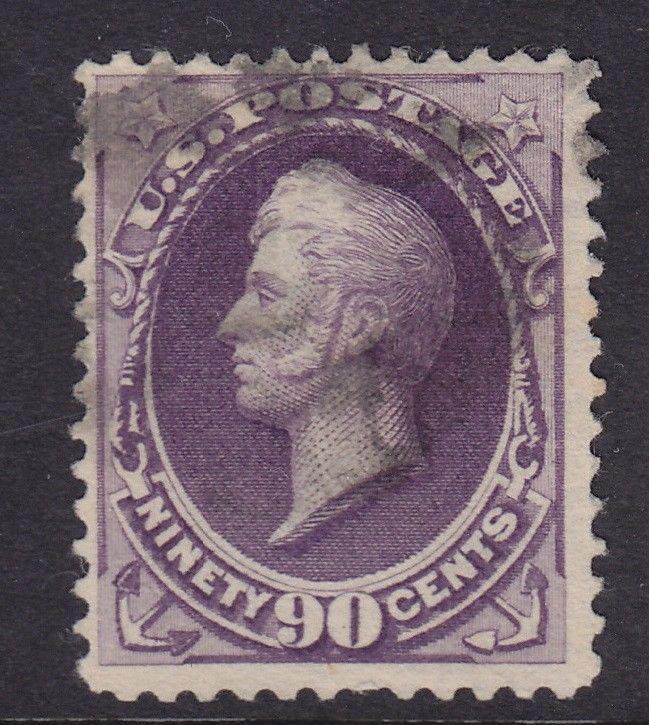 218 VF used neat light cancel with nice color scv $ 250 ! see pic !