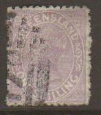 Queensland #70 Used