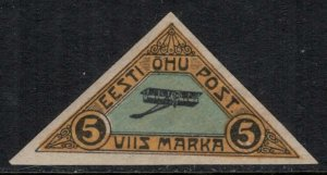 Estonia #C1*  CV $3.00  First airmail issue