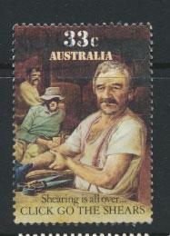 Australia SG 1018 Used
