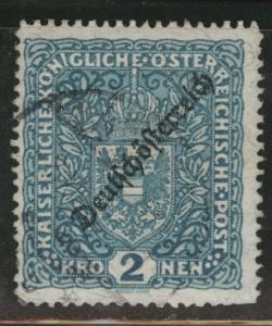 Austria Scott 196 Used stamp