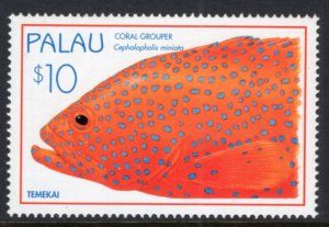 Palau 365 Fish MNH VF