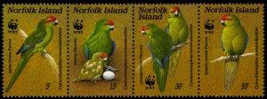Norfolk Island 1987 BIRDS Scott #421 Mint Never Hinged