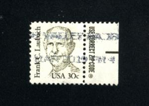 USA #1864  used  1980-85 PD .08