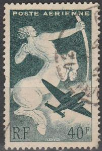 France #C18  F-VF Used  (S1253)