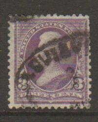 United States #253 used
