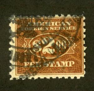 US Stamps # RK28 FINE USED