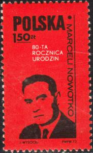 Poland #1986 MNH