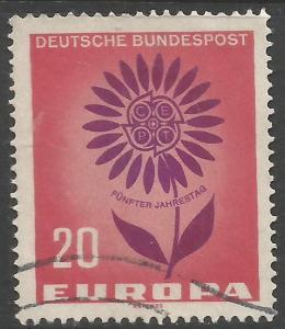 GERMANY 898 VFU EUROPA I563-1