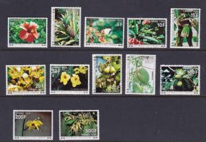 Comores 1977 Flower Sc J6-J17 set of 12 MNH OurRef.#z0095
