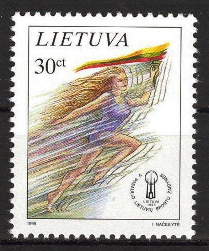 Lithuania 1995 Fifth World Lithuanian Games MNH
