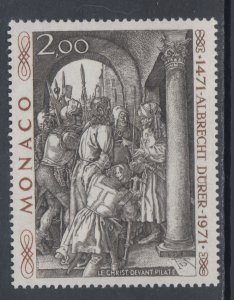 Monaco 817 MNH VF