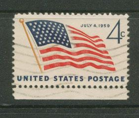 USA   SG  1131 FU  bottom margin
