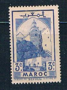 French Morocco 151 MLH Sefrou 1939 (F0132)+