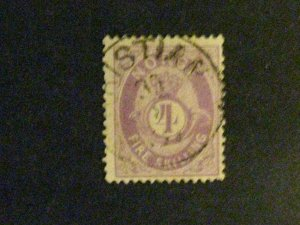 Norway #19 used  a198.9567