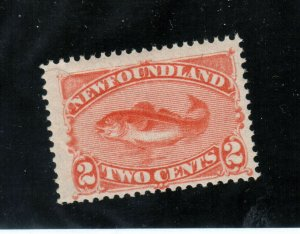 Newfoundland #48b Mint Fine Never Hinged