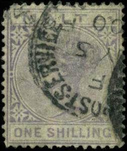 Malta Scott #13 Used