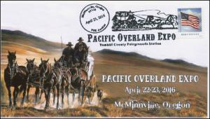 2016, Pacific Overland Expo, Stage Coach, McMinnville OR, Pictorial, 16-108