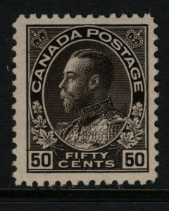 Canada #120a Very Fine Never Hinged **With Certificate**