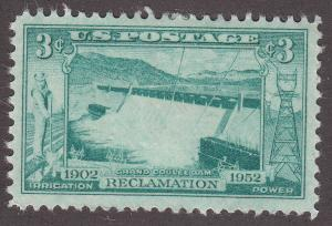 USA 1009 Hinged 1952 Grand Coulee Dam