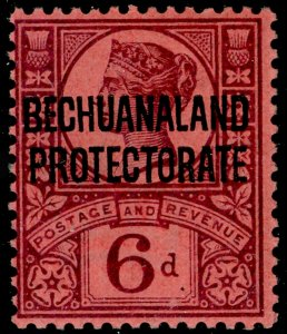 BECHUANALAND SG65, 6d purple/rose-red, LH MINT. Cat £24.