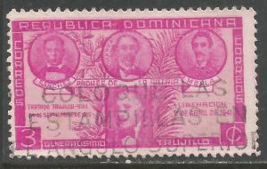 DOMINICAN REPUBLIC 369 VFU N901-7