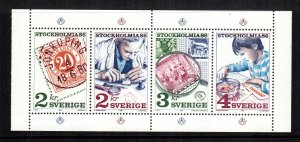 Sweden  1588a  MNH cat $ 4.75 aaa