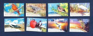 BRITISH INDIAN OCEAN TERRITORY - # 274 // 282 -  FVF MNH see note - Birds - 2004
