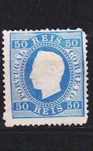 PORTUGAL [1879] MiNr 0048 C ( oG/no gum )