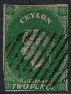Ceylon #4  CV $75.00