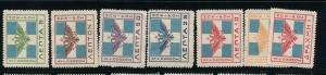 Epirus #15-21 Mint (Box1)