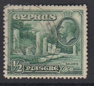 CYPRUS, Scott 126, used