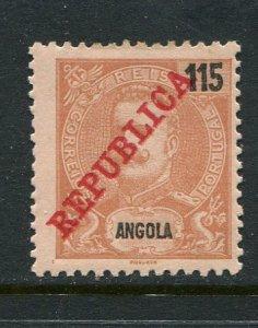 Angola #97 Mint
