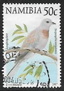 Namibia # 859 - Laughing Dove - used   [Kl.Zw]