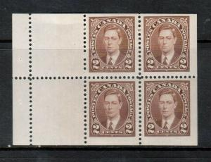 Canada #232a Very Fine Mint Lightly Hinged