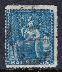 Barbados - Scott #16 - Used - SCV $4.25