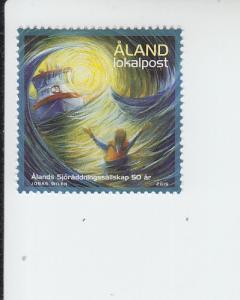 2015 Aland Sea Rescue Society (Scott 376) MNH