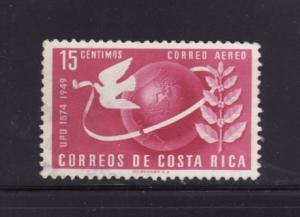 Costa Rica C186 U UPU